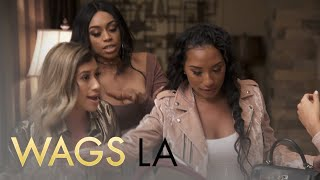 """""""WAGS LA"""" Ladies Get Into Another Heated Shouting Match 