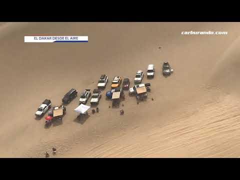 El Dakar desde el aire (11-01-2019) Carburando.com
