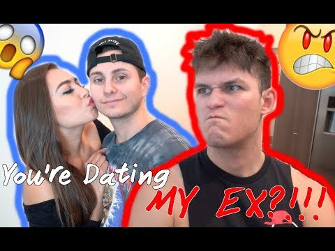 You're Dating My EX?!!! ft AnnaValen, DavidAlvareeezy, & HiPablo