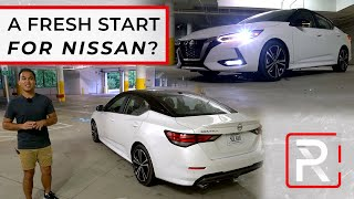 The 2020 Nissan Sentra SR is a Sign That Nissan is Turning Things Around