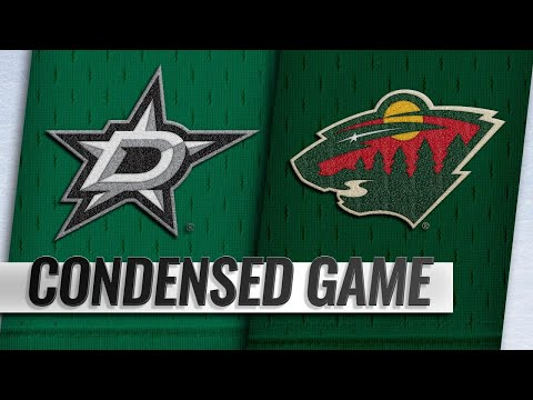 12/22/18 Condensed Game: Stars @ Wild