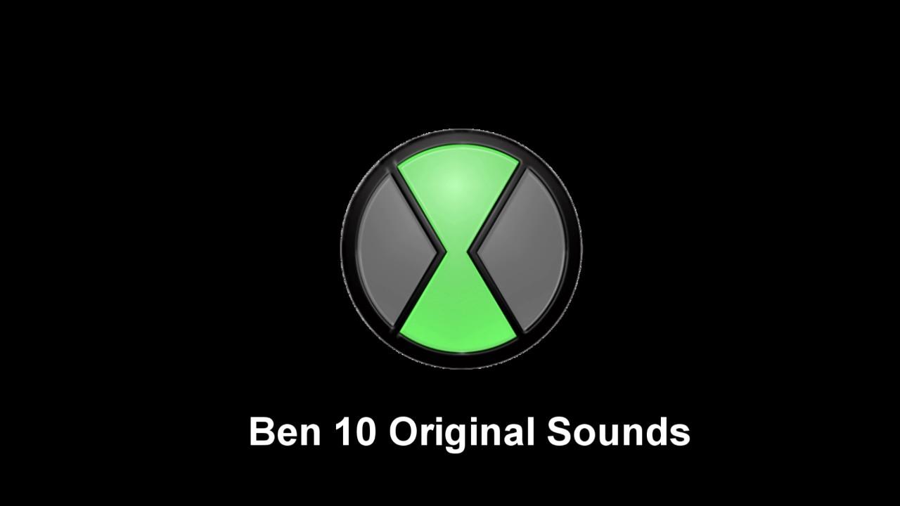 Ben 10 Alien Force Ben 10 Sound Effects Omnitrix Youtube