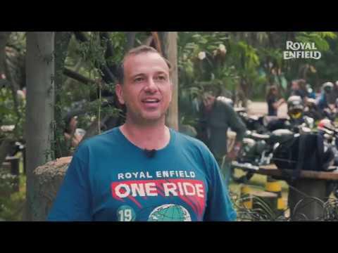 Royal Enfiel 'One Ride 2019'