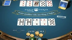 Oasis Poker - The Virtual Games
