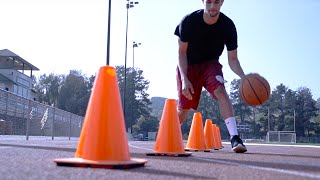 Basketball Obstacle Course Challenge | #WannaPlay with Shot Science