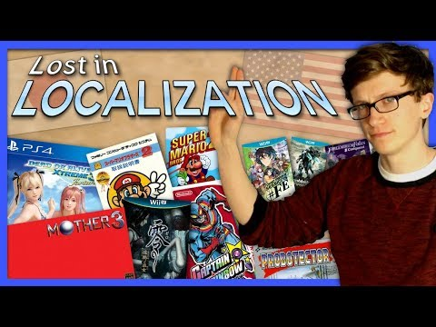 Lost in Localization - Scott The Woz