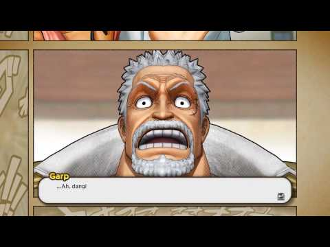 One Piece: Pirate Warriors 3 | Legend Log | Chapter 3 - Episode 3: Fist of Love