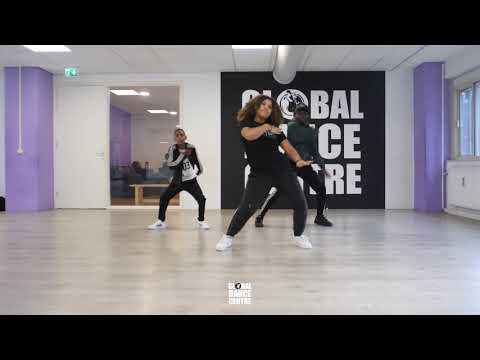 Sanne Bothee / Dancehall - Global Dance Centre Amsterdam - 2019