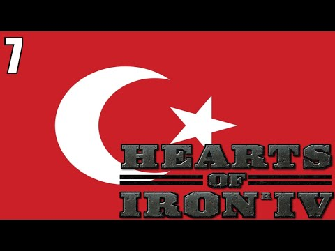HOI4 In The Name Of The Tsar: The Ottoman Empire 7