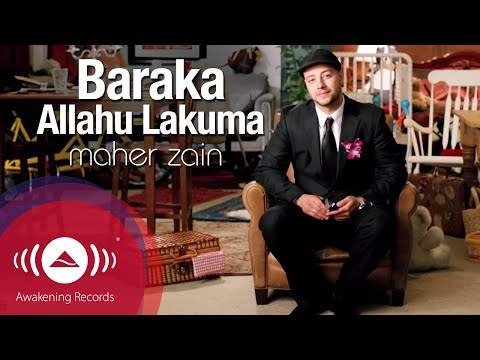 Maher Zain - Baraka Allahu Lakuma | Official Lyric Video Mp3