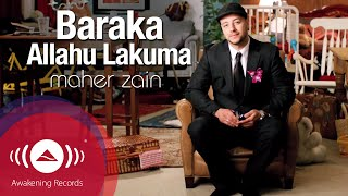 Maher Zain - Baraka Allahu Lakuma | Official Lyric Video