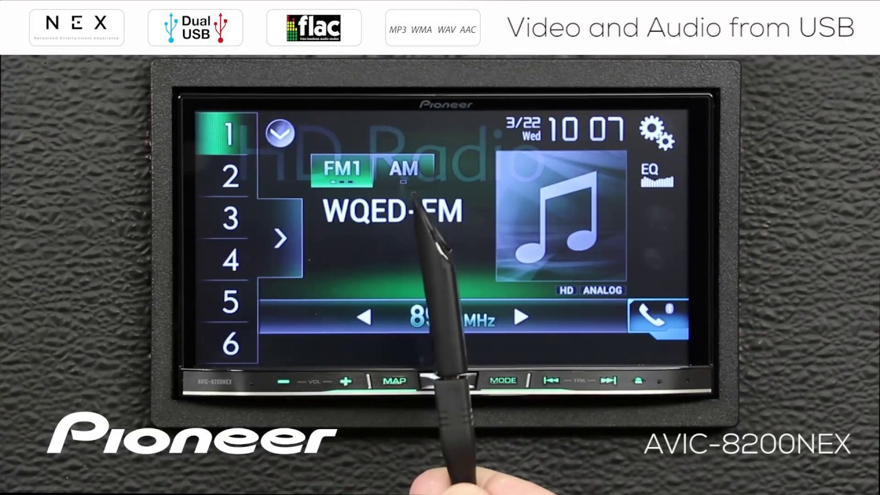 Pioneer AVIC-F960DAB Receiver Driver for Windows 7