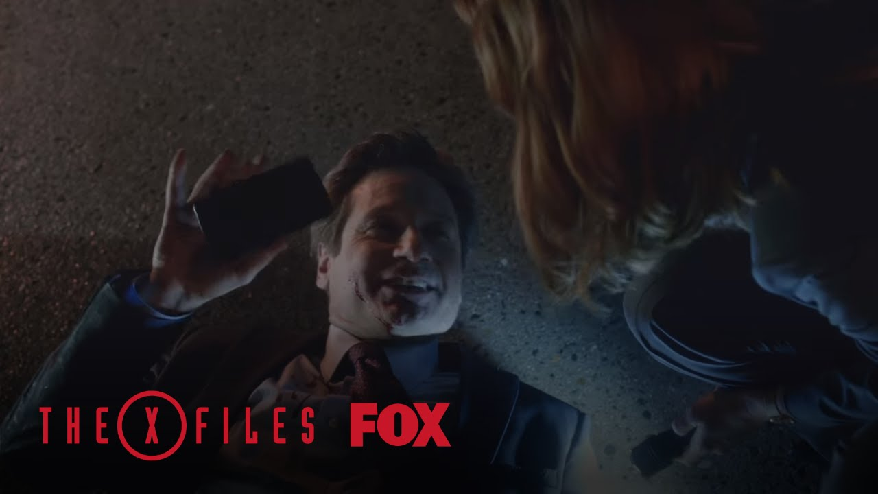 Download Mulder Takes A Picture Of The Monster | Season 10 Ep. 3 | THE X-FILES