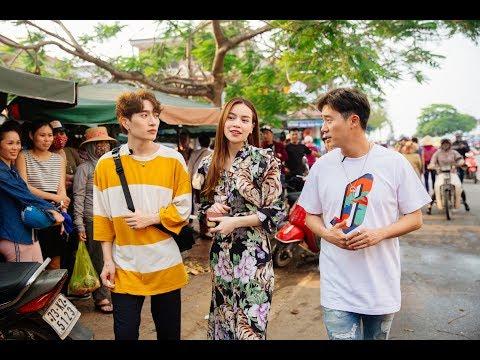 Việt Nam tươi đẹp | Hồ Ngọc Hà về thăm quê cùng Châu Đăng Khoa và Basick | VNTD HTV