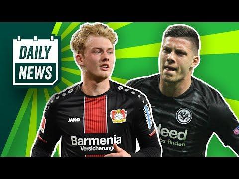 Julian Brandt in Gesprächen mit dem BVB! Investor für den FCK? Otamendi zu Atlético Madrid?