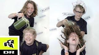 Klassen Slime Challenge: Hvor mange kærester har Kasper haft? | Ultra