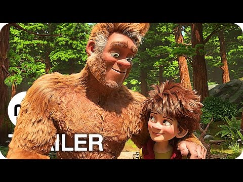 BIGFOOT JUNIOR Trailer German Deutsch (2017) streaming vf
