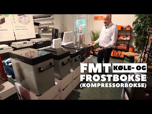 FMT køle og frostbokse