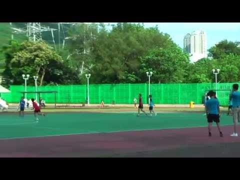 Inter-class Football Competition [Semi-final] (1)