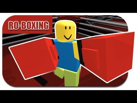 HAVLU ATIN DAYAK YİYORUM / Roblox Ro Boxing / Roblox Simulator