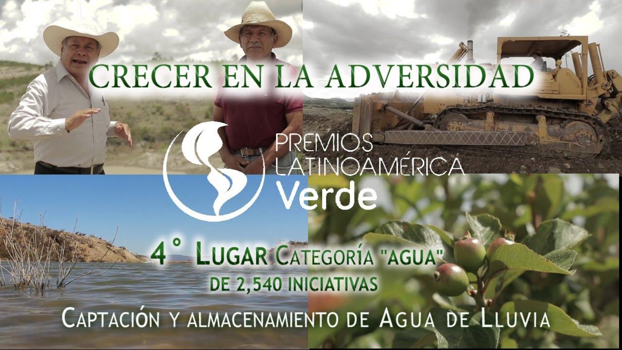 Captación de Agua de Lluvia en la Mixteca | Proyecto Crecer en la Adversidad Dr. Raúl Nieto Angel