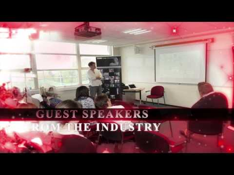 University of Derby Travel & Tourism Management Volunteer Work Video