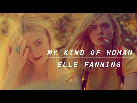 elle fanning • my kind of woman