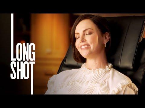 Long Shot (2019 Movie) Sneak Peek Tonight – Seth Rogen, Charlize Theron