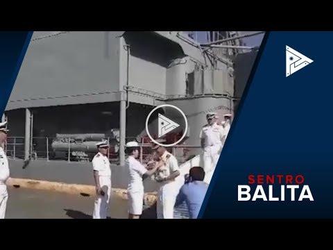 Japan Maritime Self Defense Force Vessel, nasa Pilipinas para sa Goodwill visit