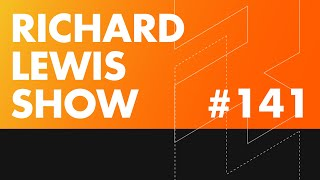 Cover images The Richard Lewis Show #141 w/ Fifflaren