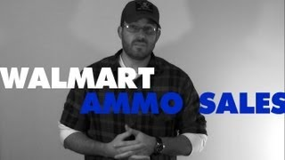 walmart ammo sales
