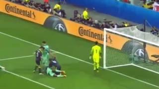 6 июля 2016, Видео обзор: Португалия - Уэльс 2:0(Евро 2016, 1/2 финала Видео-обзор: Португалия - Уэльс 2:0., 2016-07-07T03:54:39.000Z)