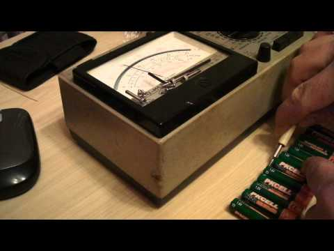 1.6v 900mWh in Nickel -Zinc Battery unpacking