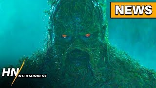 FIRST LOOK at Swamp Thing for DC Universe as Production is Shut Down Early
