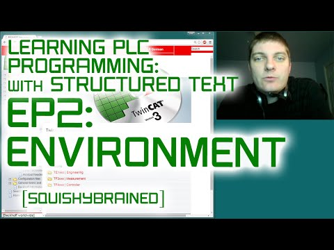 Learning PLCs with Structured Text - EP2 - Programming Environment (Beckhoff TwinCAT 3)