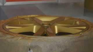 Aro 18 cor de ouro