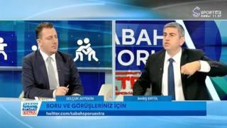 Barış Ertül : 'Ali Koç'un Başkanlığı Hayırlı Olsun' - İşte kongrede yaşananlar