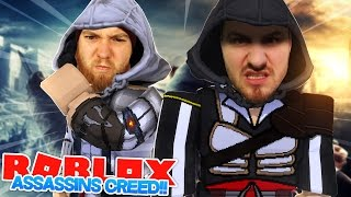 ROBLOX Abenteuer - ROPO & SHARKY JOIN ASSASSIN'S CREED!!