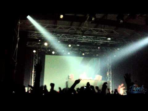 Trailer Skrillex - 26 Juillet 2012 Lanester (56) Intro + Final