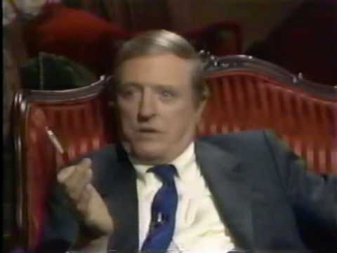 """S25E05   Firing Line w/ William F. Buckley, """"Is There a Theme to Bonfire of the Vanities? Tom Wolfe"""