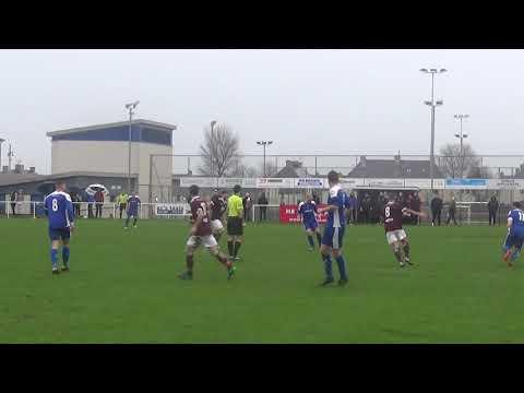 Tranent Juniors v Bo'ness United Match Highlights 01/12/2018