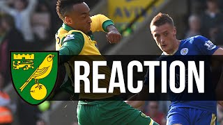 Video Gol Pertandingan Norwich City vs Leicester City
