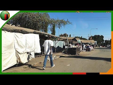 Livingstone town → Victoria Falls - Zambia