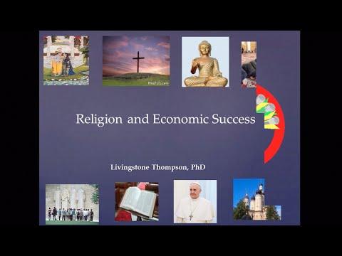 SIETAR Europa Webinar: Religion and economic success
