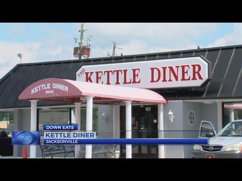 Down Eats: Kettle Diner In Jacksonville