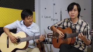 Phố Xa (Hòa tấu guitar) - Nguyen Bao Chuong