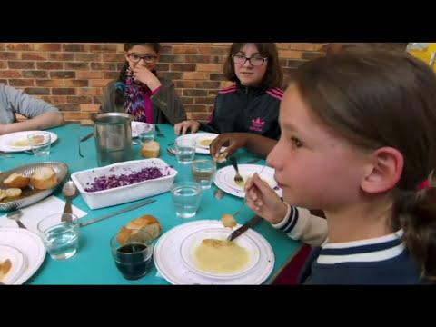 Comedores escolares en Francia y la educación en Finlandia