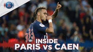 INSIDE - PARIS SAINT-GERMAIN vs CAEN