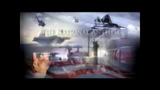 The Star-Spangled Banner - A Tribute to U.S. Veterans - United States National Anthem - V-Day