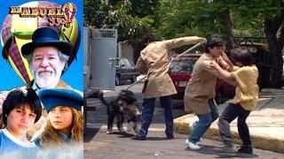 El Abuelo y yo | Resumen C- 22 ¡La perrera se lleva a Anselmo! | Tlnovelas